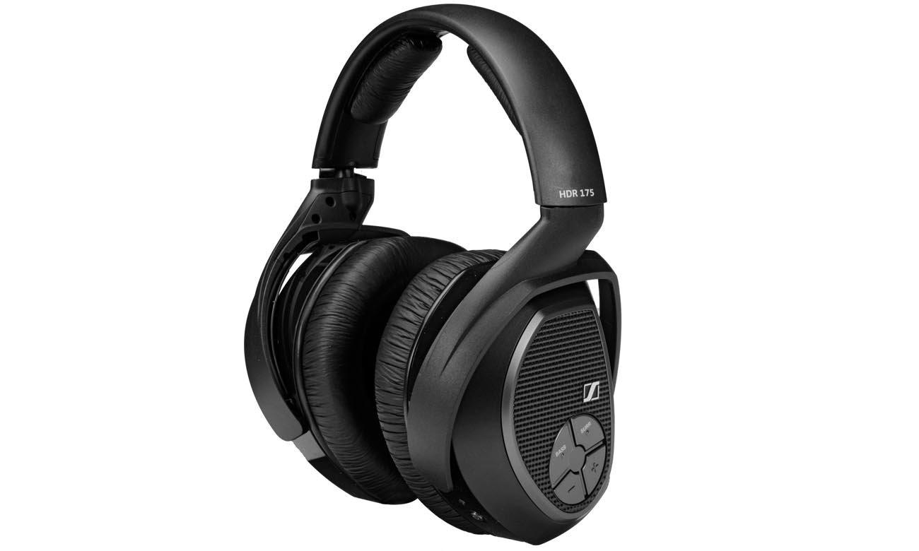 Wygodne słuchawki wokółuszne Sennheiser RS 175