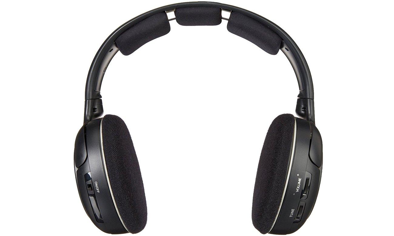 Słuchawki bezprzewodowe RS 120 II Sennheiser
