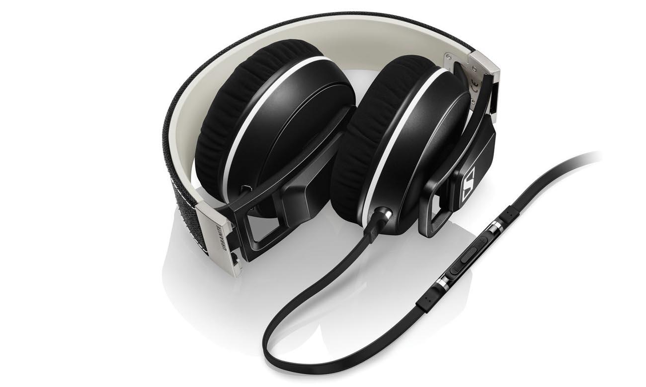 Komfortowe i stylowe słuchawki Sennheiser Urbanite XL Black