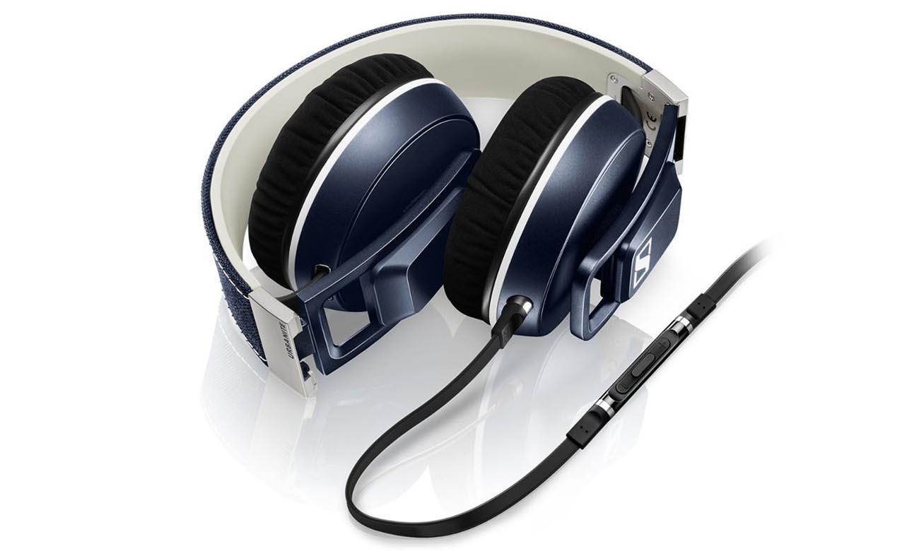 Komfortowe i stylowe słuchawki Sennheiser Urbanite XL Denim