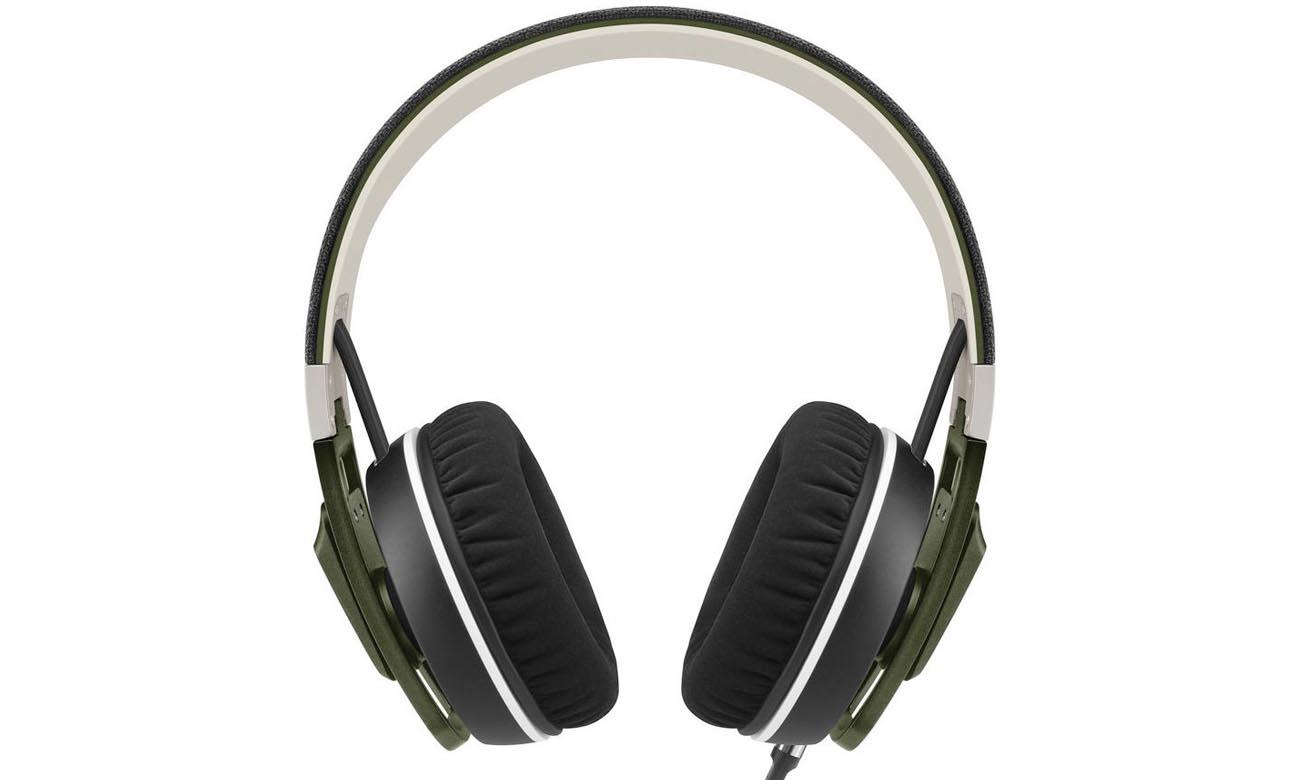 Brzmienie słuchawek Sennheiser Urbanite XL