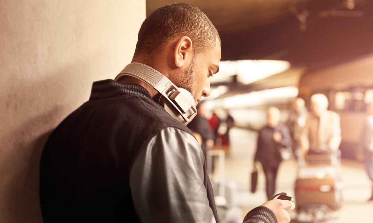 Dźwięk w wysokiej jakości w słuchawkach Sennheiser Urbanite XL