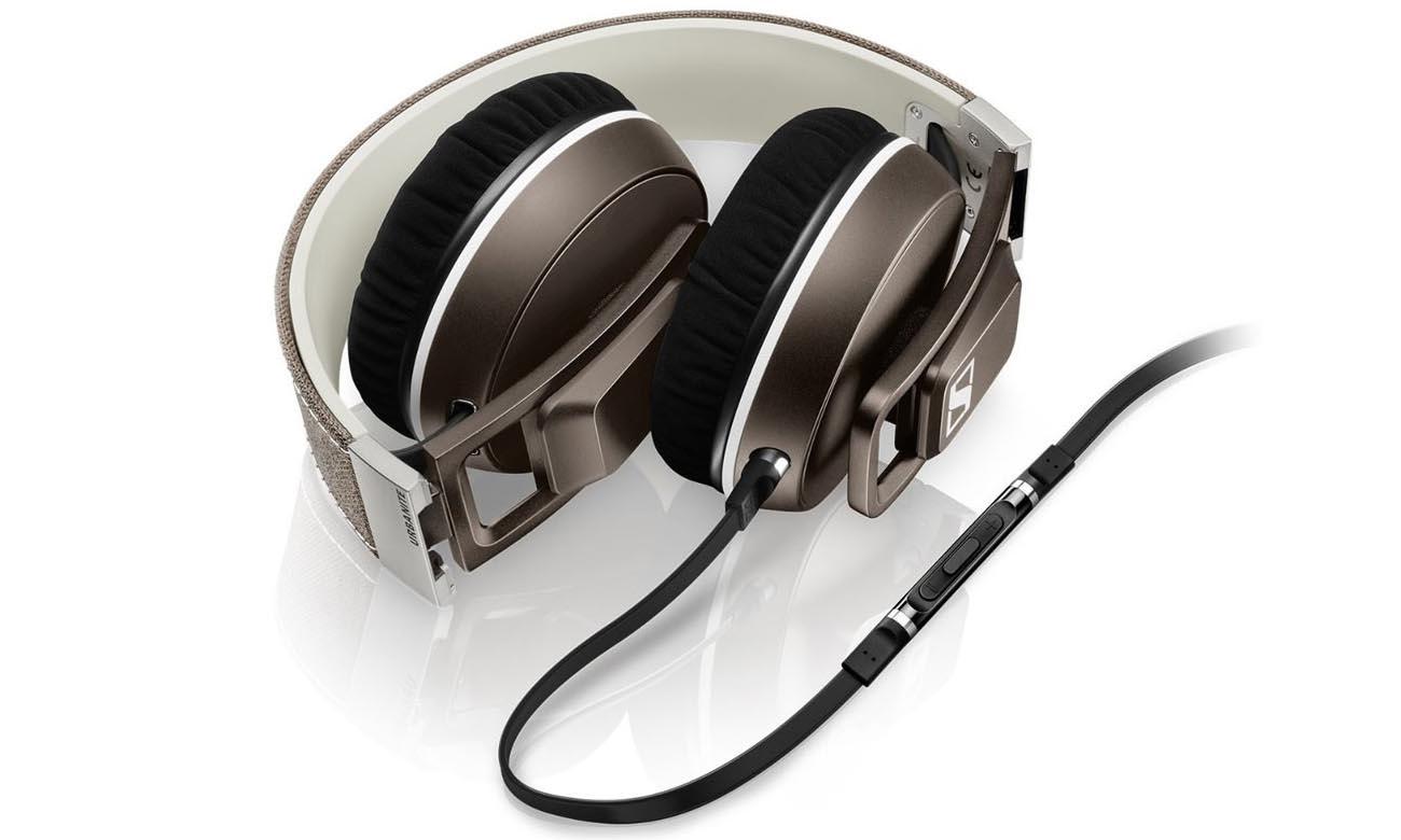 Komfortowe i stylowe słuchawki Sennheiser Urbanite XL Sand