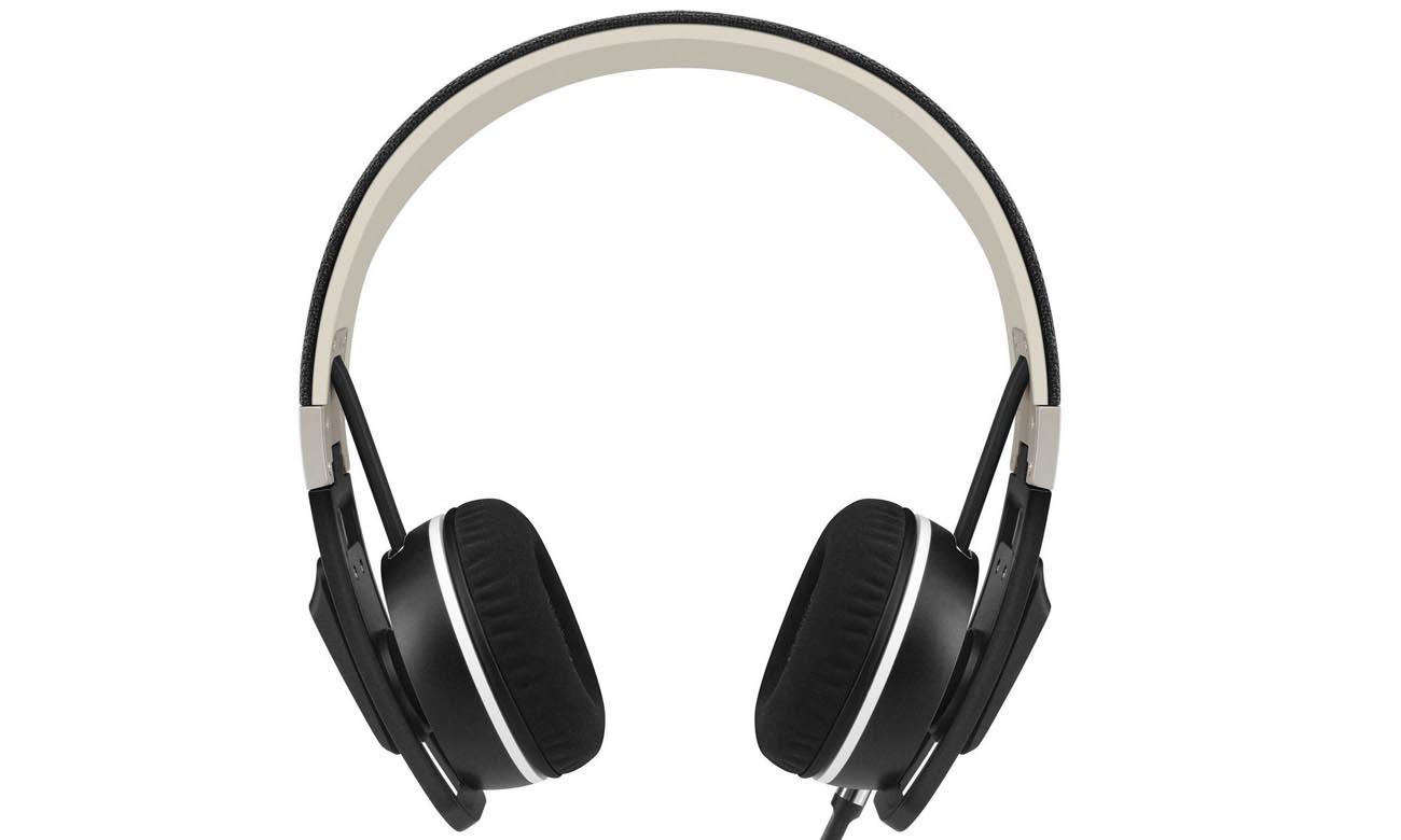 Wysoka jakość dźwięku w słuchawkach Sennheiser Urbanite Black