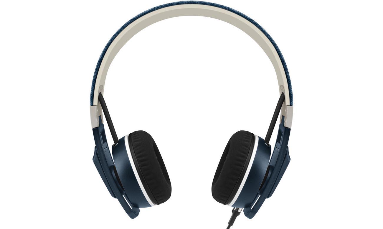 Wysoka jakość dźwięku w słuchawkach Sennheiser Urbanite Denim