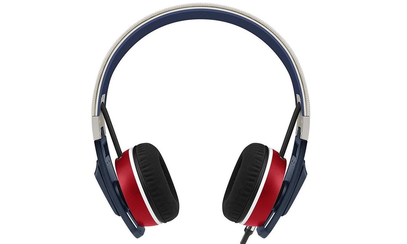 Wysoka jakość dźwięku w słuchawkach Sennheiser Urbanite Nation