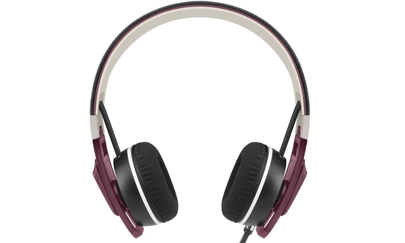 Wysoka jakość dźwięku w słuchawkach Sennheiser Urbanite Plum
