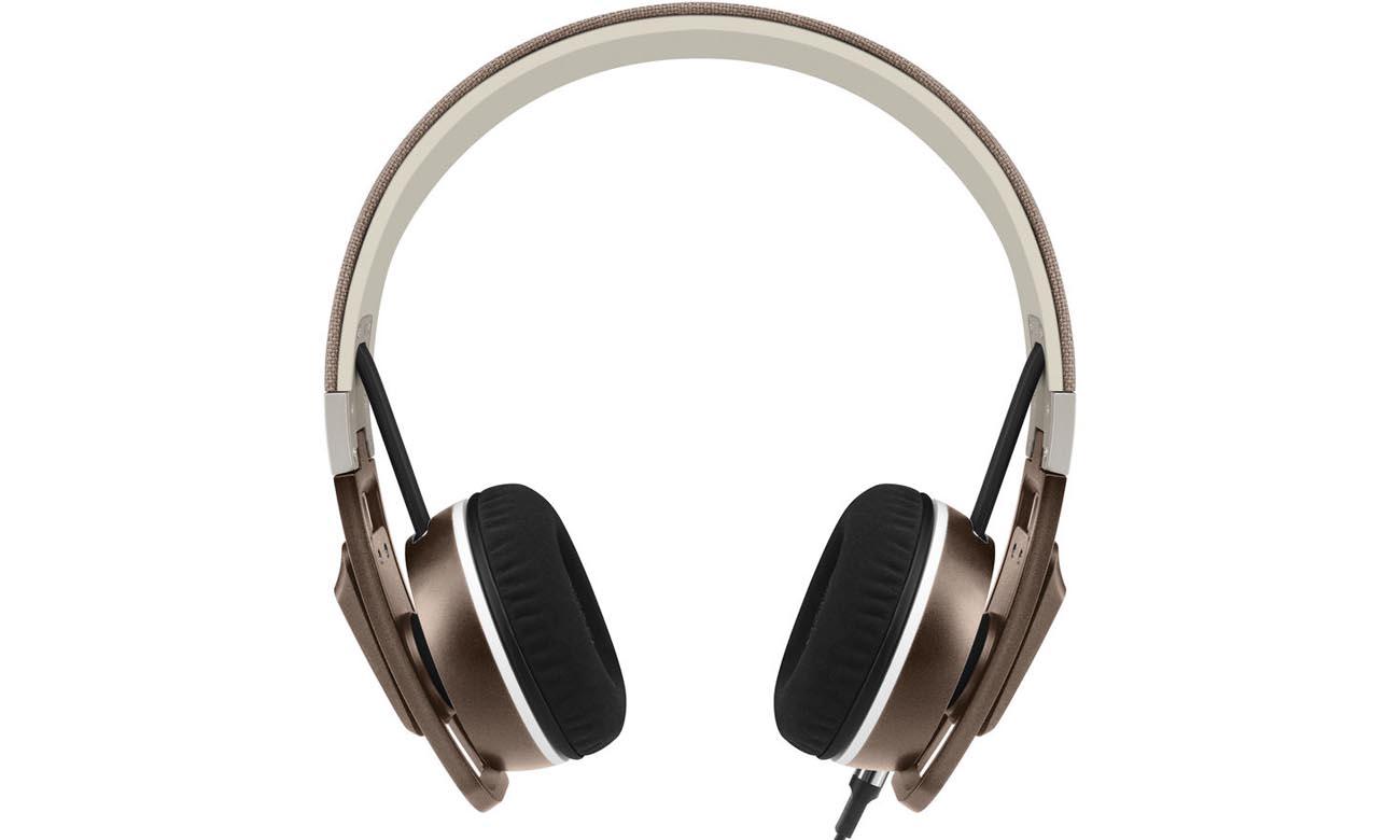 Wysoka jakość dźwięku w słuchawkach Sennheiser Urbanite Sand