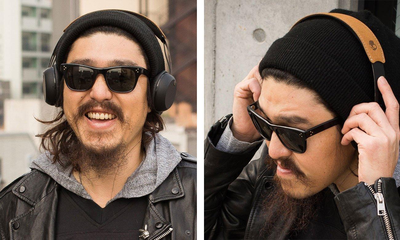 Oryginalnie wyglądające słuchawki Skullcandy Grind Wireless