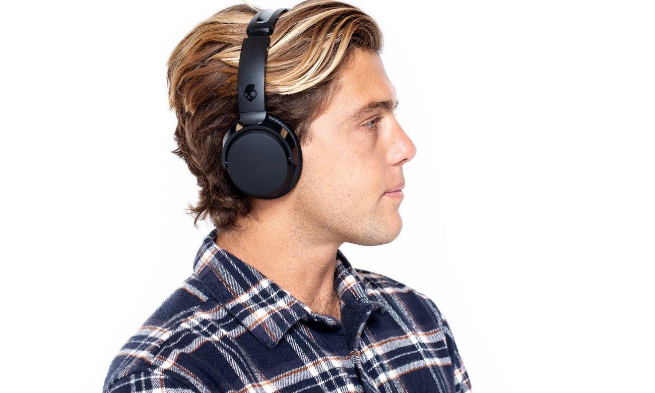 Brzmienie słuchawek Skullcandy Riff Wireless