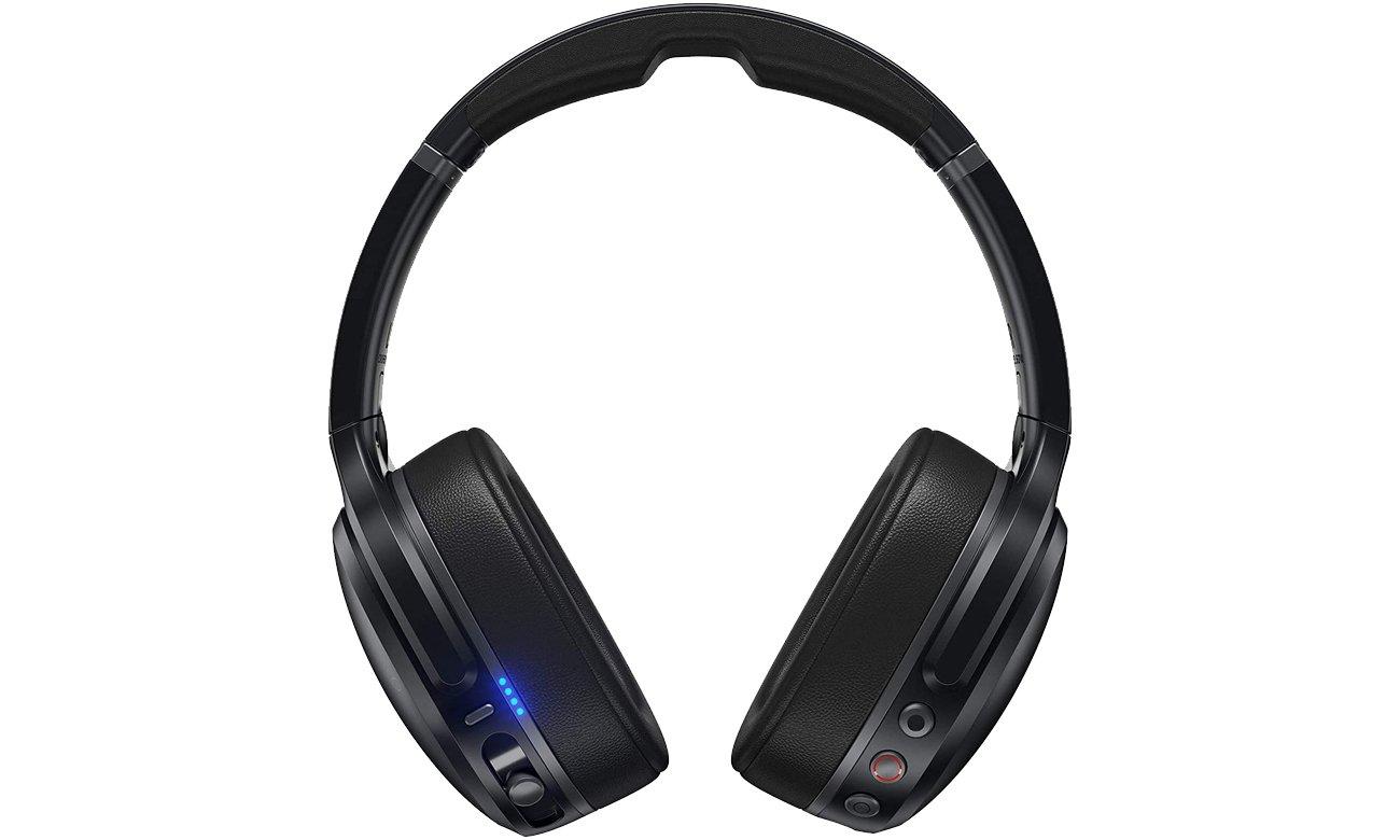 Słuchawki bezprzewodowe z technologią Sensory Bass Skullcandy Crusher ANC