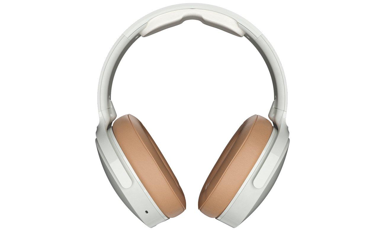 Słuchawki bezprzewodowe Skullcandy Hesh ANC białe