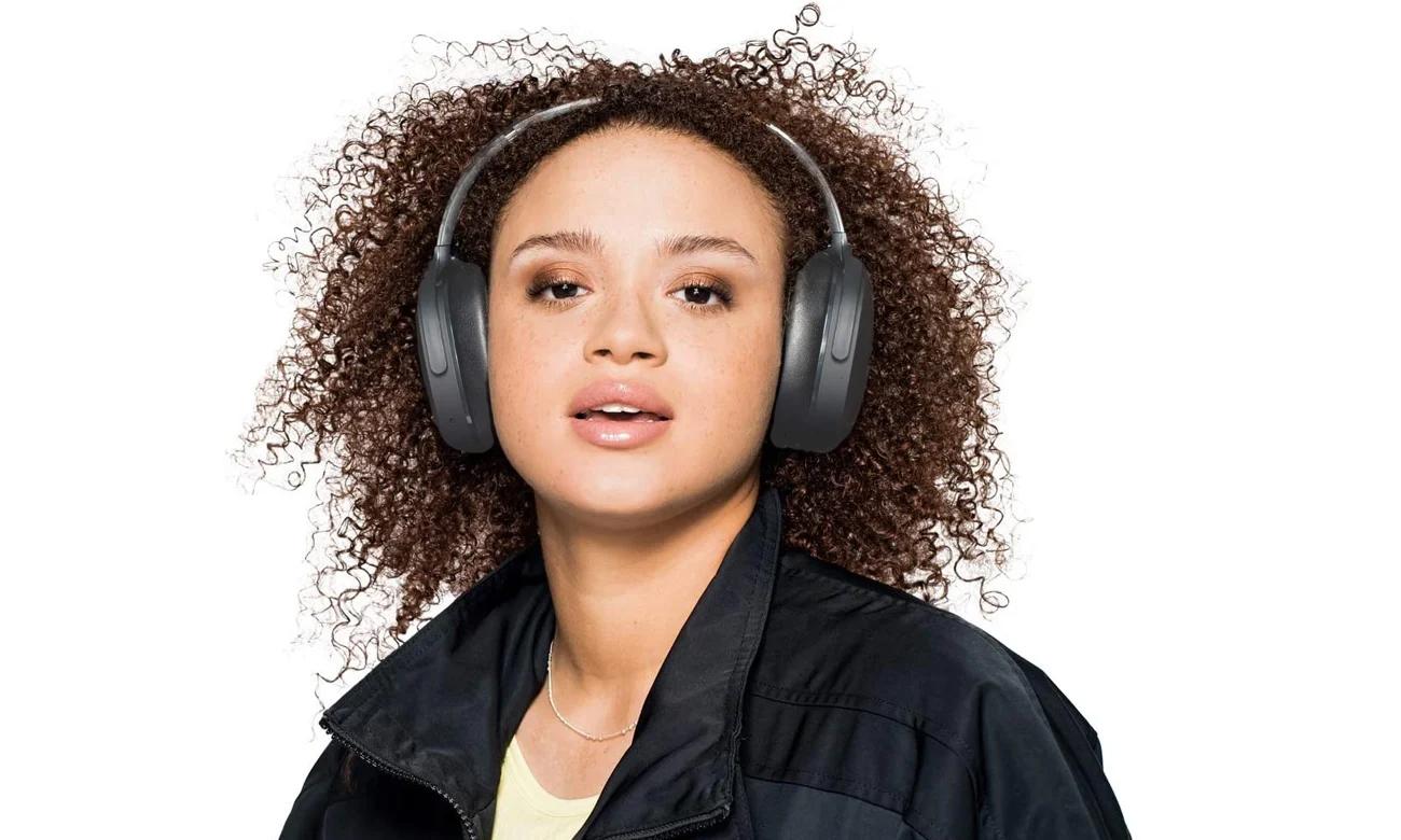 Słuchawki bezprzewodowe Skullcandy Hesh ANC szare