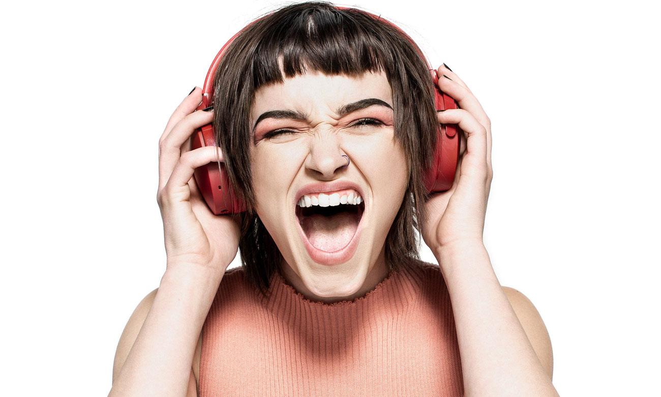 Brzmienie słuchawek bezprzewodowych Skullcandy Hesh 3