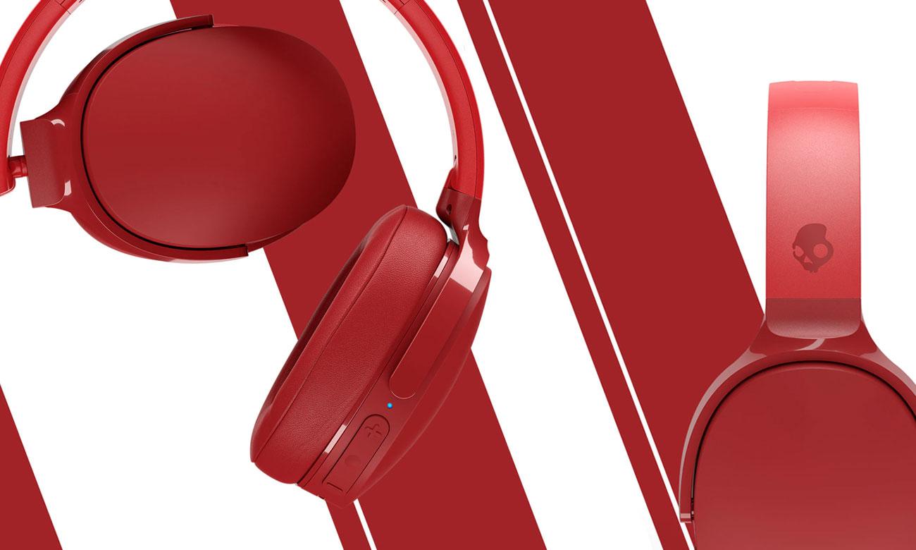 Słuchawki BT z mikrofonem Skullcandy Hesh 3 S6HTW-K613