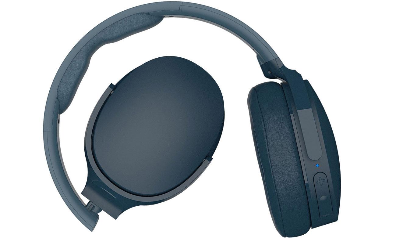 Słuchawki BT z mikrofonem Skullcandy Hesh 3 S6HTW-K617