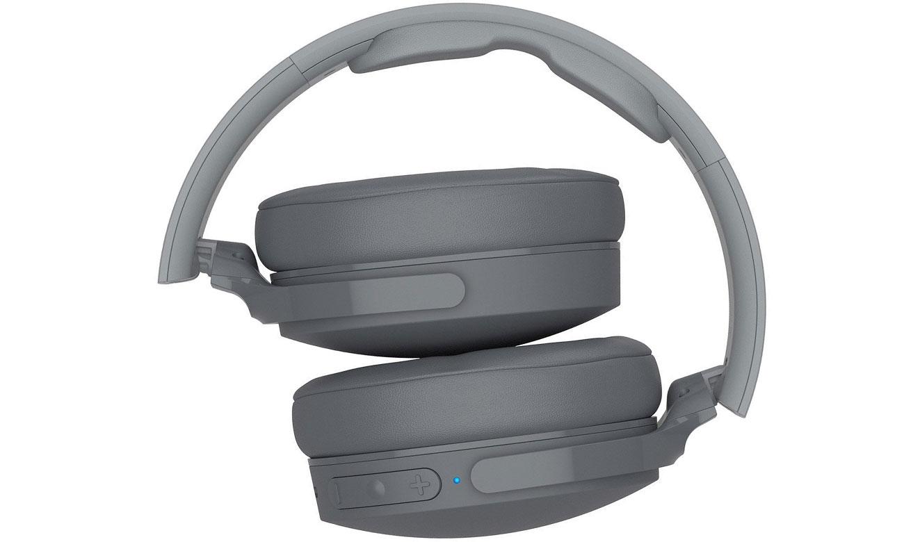 Słuchawki BT z mikrofonem Skullcandy Hesh 3 S6HTW-K625