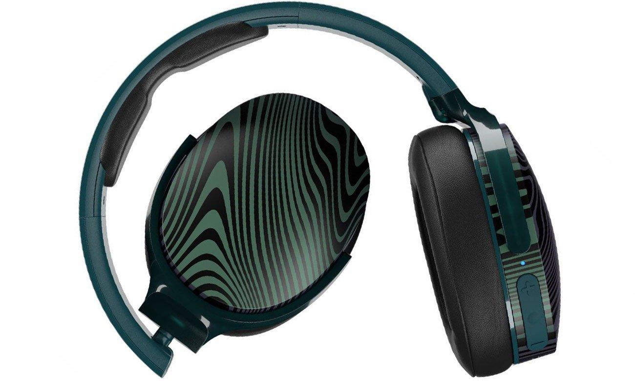 Słuchawki BT z mikrofonem Skullcandy Hesh 3 S6HTW-L638