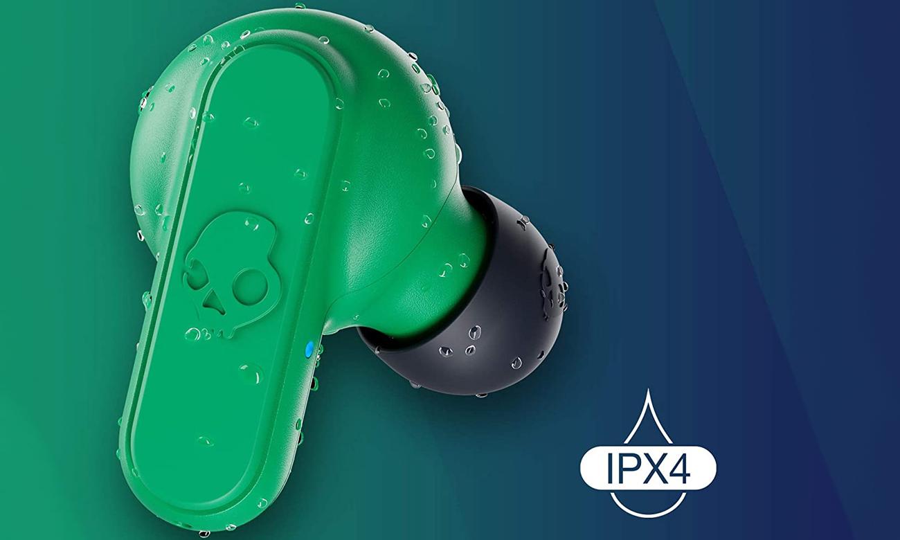 Słuchawki Skullcandy Dime True Wireless Granatowo-zielone