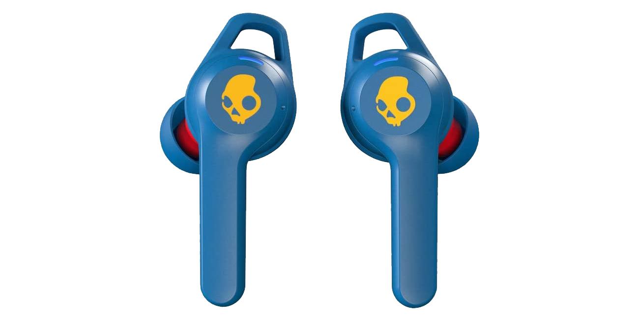 Dokanałowe słuchawki bezprzewodowe Skullcandy Indy EVO