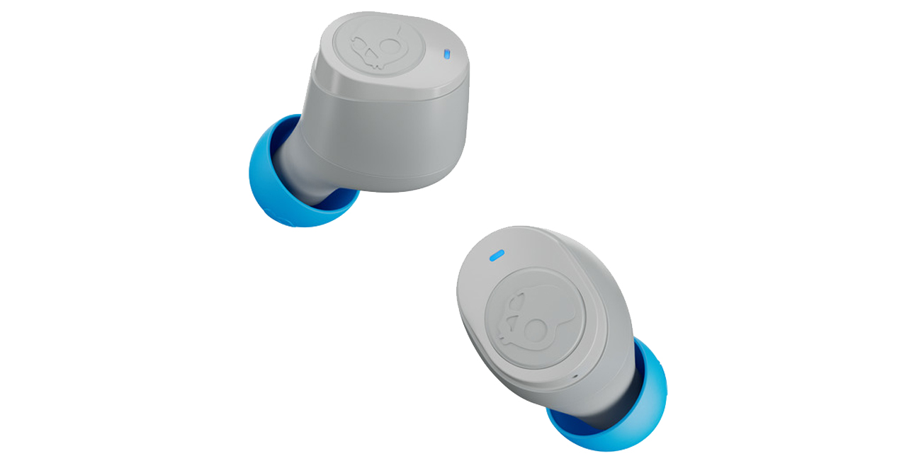 Słuchawki Skullcandy Jib True Wireless Szaro-niebieskie