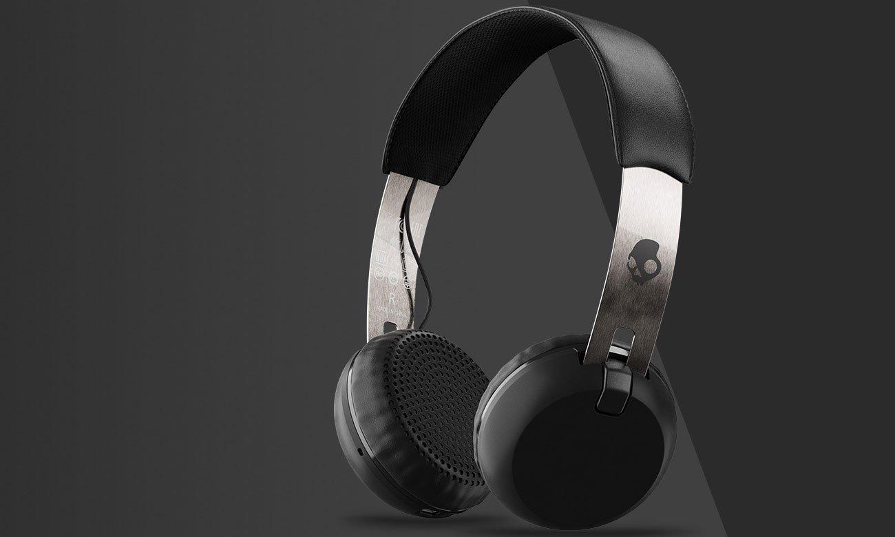 Słuchawki bezprzewodowe Skullcandy Grind Wireless czarne