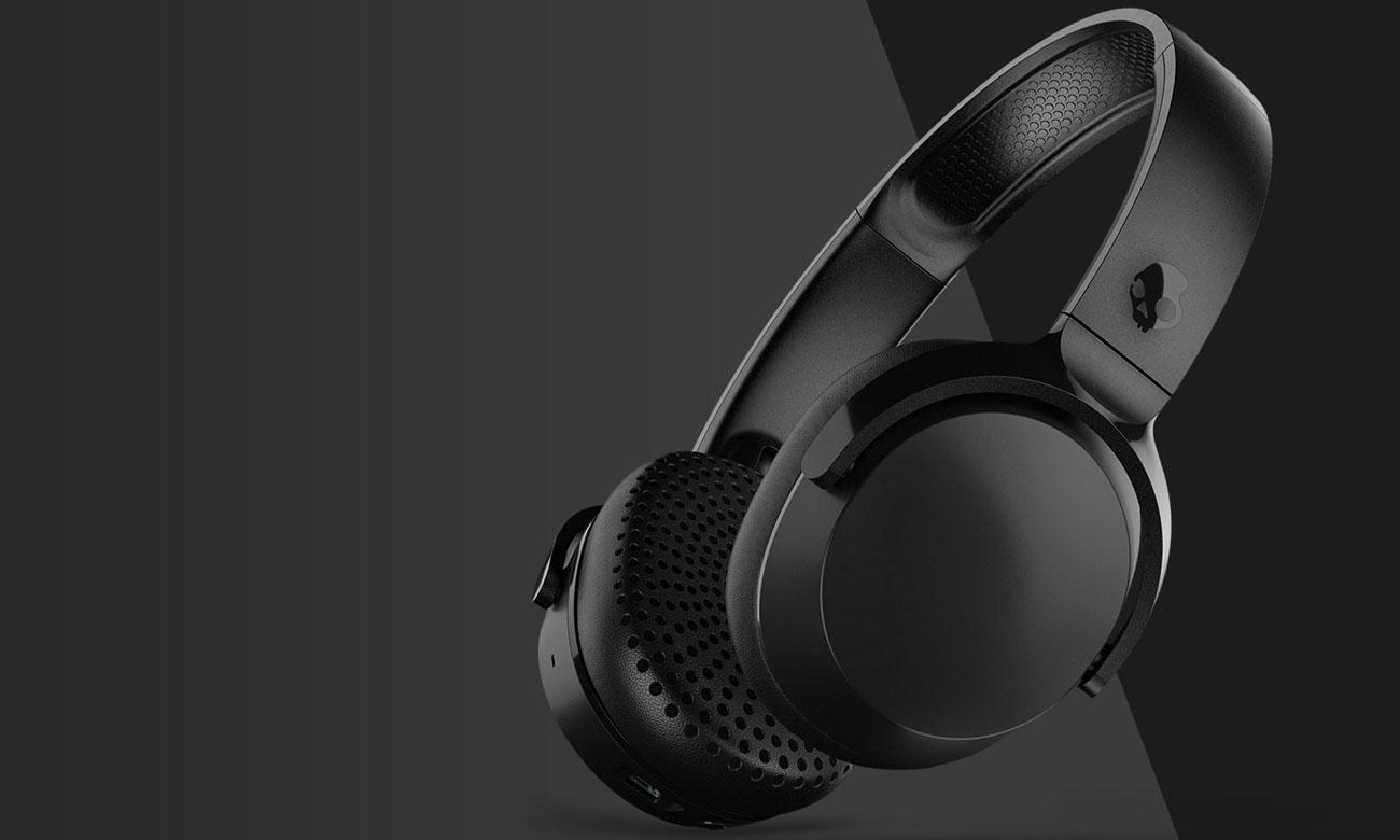 Słuchawki bezprzewodowe Skullcandy Riff Wireless czarne