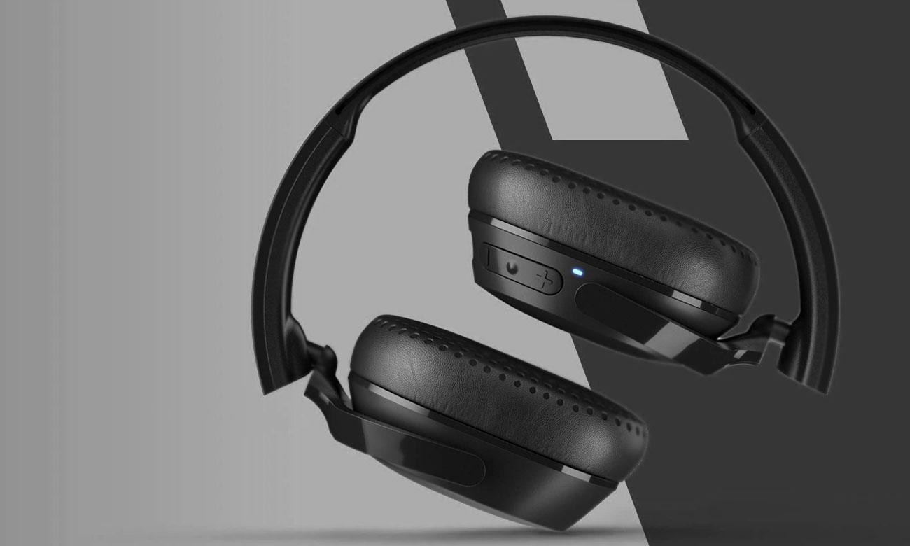 Słuchawki BT z mikrofonem Skullcandy Riff Wireless S5PXW-L003