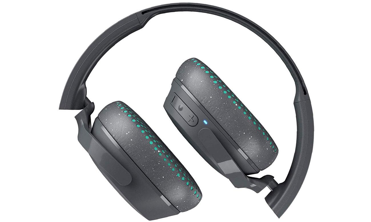Słuchawki BT z mikrofonem Skullcandy Riff Wireless S5PXW-L672
