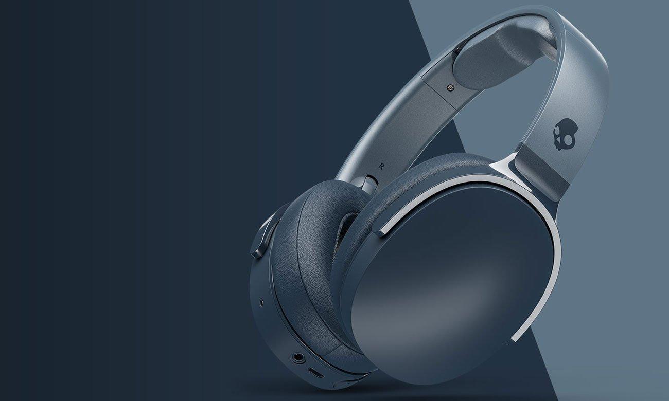 Wokółuszne słuchawki bezprzewodowe Skullcandy Hesh 3 Niebieskie