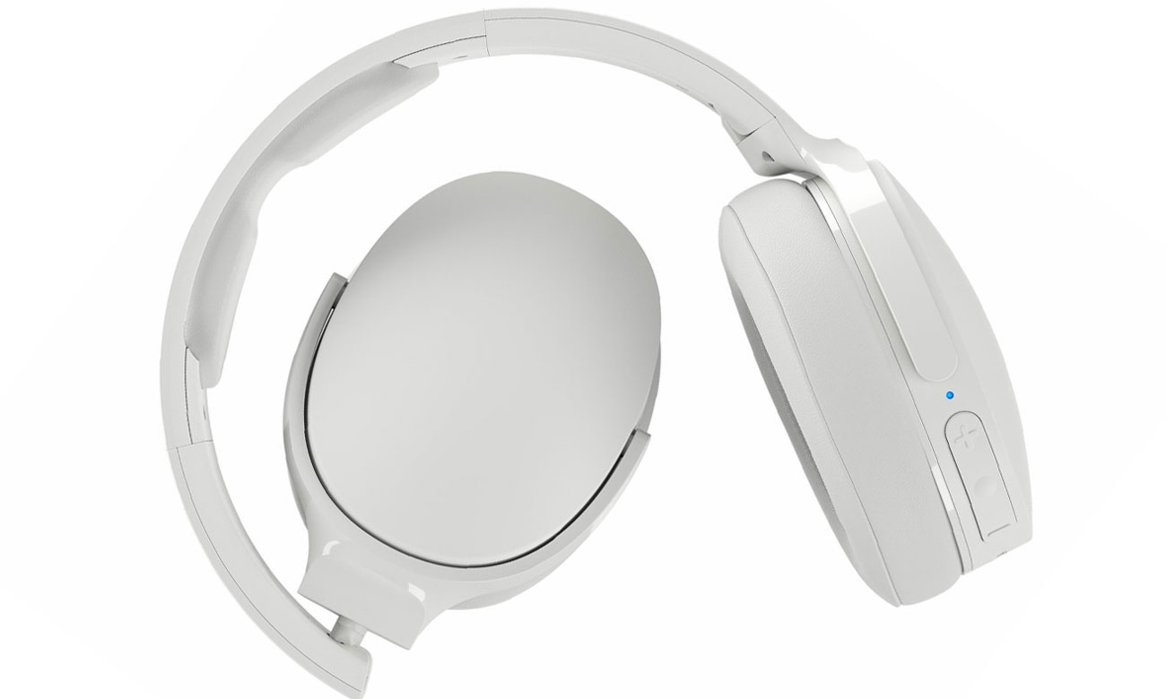 Słuchawki BT z mikrofonem Skullcandy Hesh 3 S6HTW-L678
