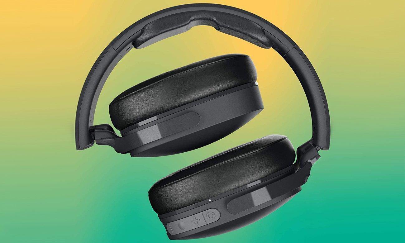 Słuchawki bezprzewodowe Skullcandy Hesh EVO czarne