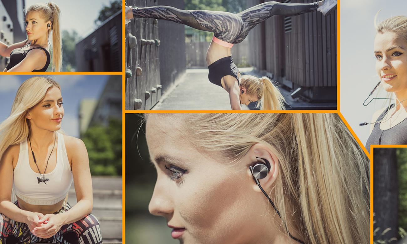 Wygodne i lekkie słuchawki bezprzewodowe Snab Overtone EP-82M BT