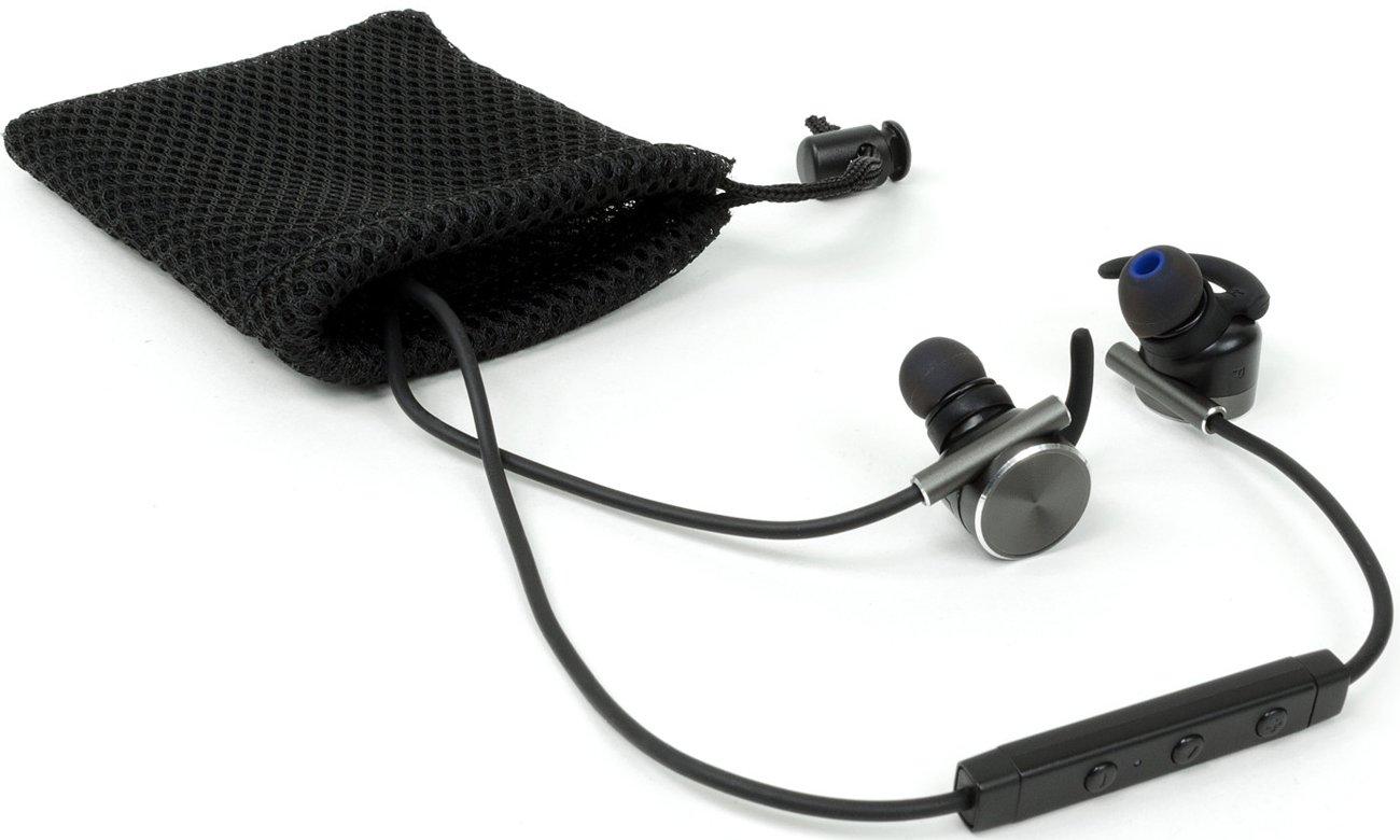 Wysokiej jakości słuchawki dokanałowe Snab Overtone EP-82M BT