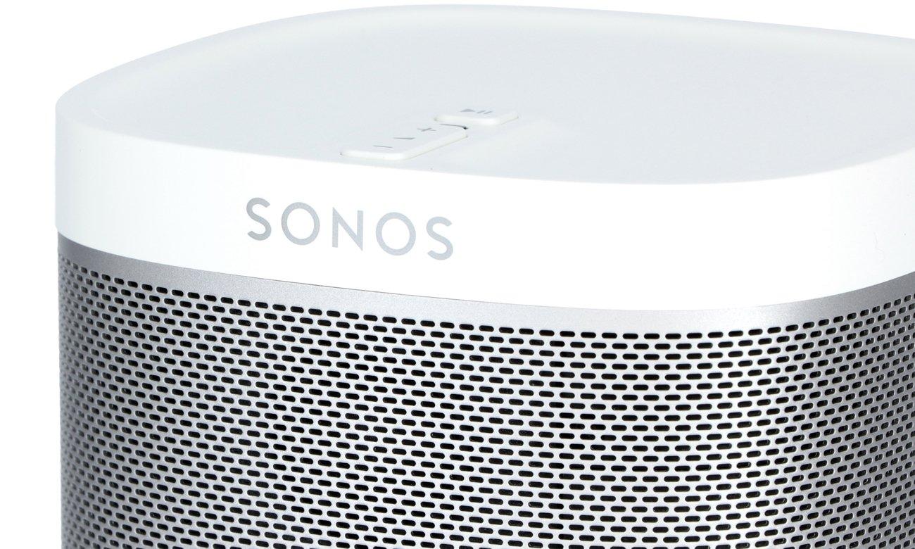 Dźwięk stereo z głośnikami Multiroom Sonos PLAY:1