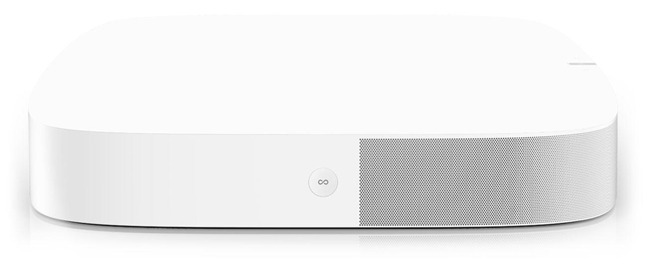Brzmienie soundbara Sonos Playbase