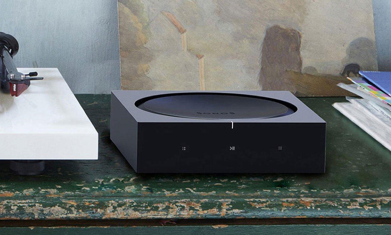 System Multiroom z odtwarzaczem strefowym Sonos AMP