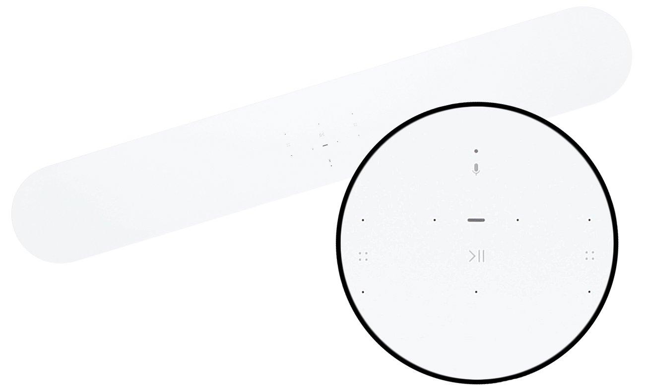 Precyzyjny dźwięk z soundbara Sonos Beam