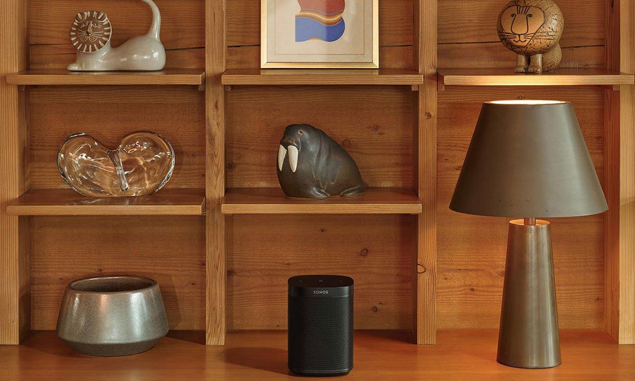 System Multiroom z głosnikiem Sonos One SL