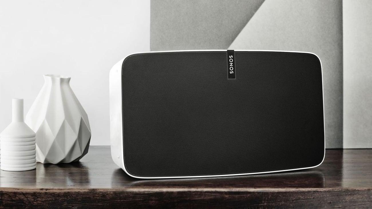doskonały dźwięk głośnika Sonos Play5