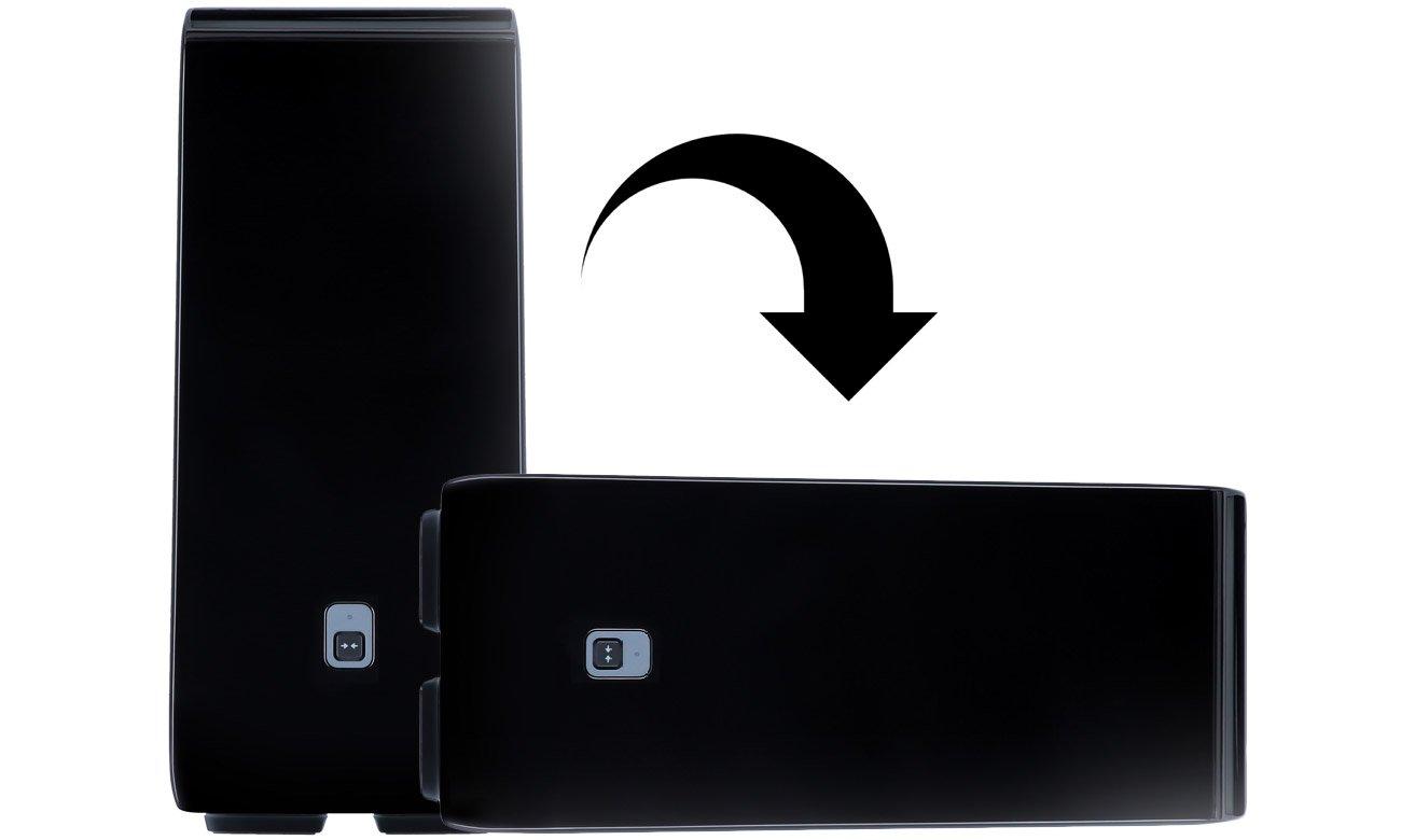 Ustawienie subwoofer bezprzewodowego Sonos SUB gen2