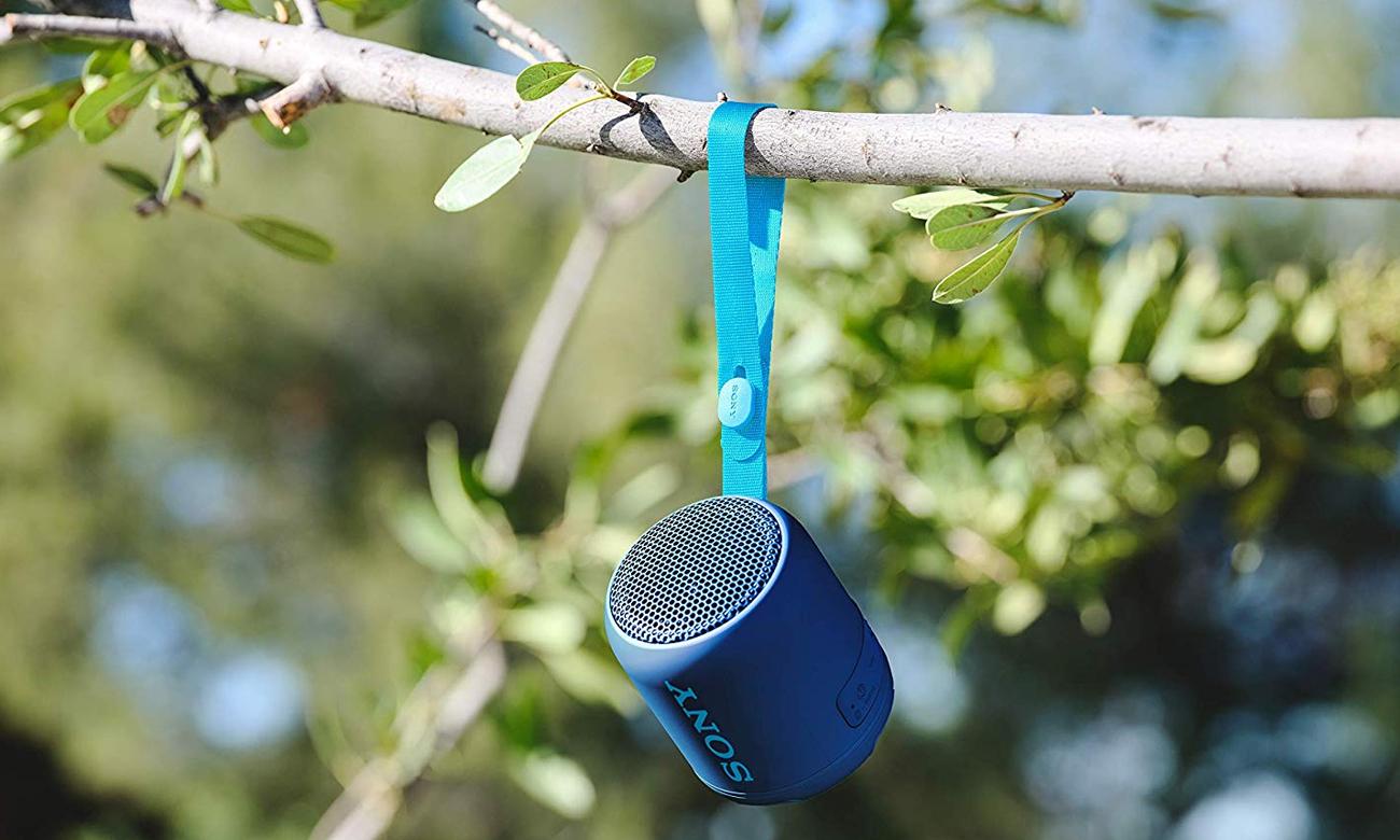 Głośnik przenośny Sony SRS-XB12 z łącznościa Bluetooth