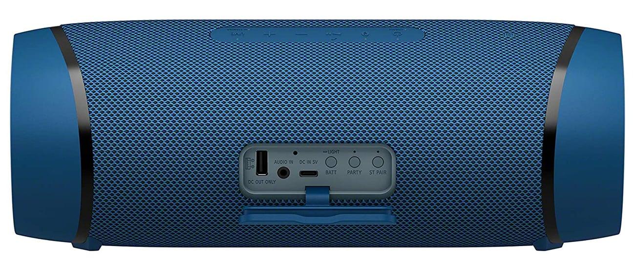 Specjalna aplikacja Fiestable do zarządzania Sony SRS-XB43