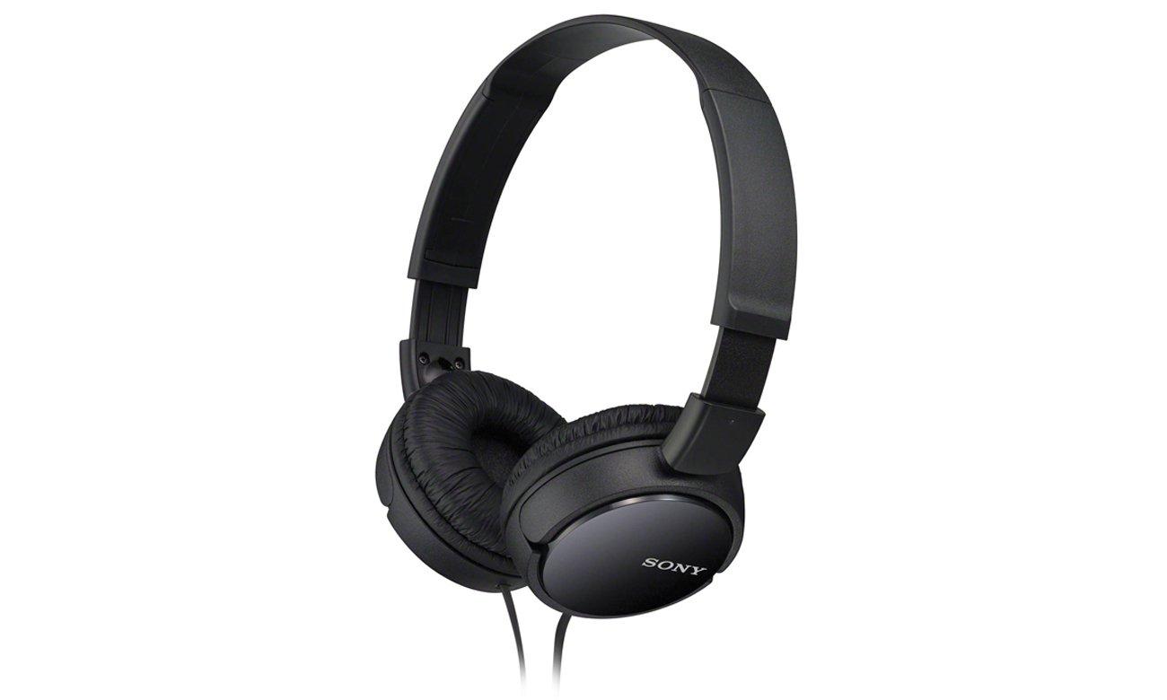 Słuchawki przewodowe Sony MDR-ZX110B czarne