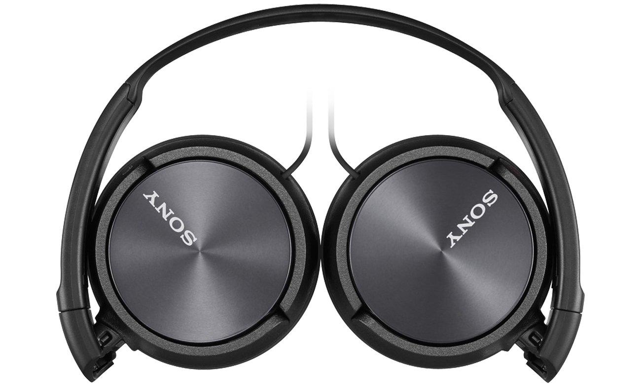 Składane słuchawki nauszne Sony MDR-ZX110