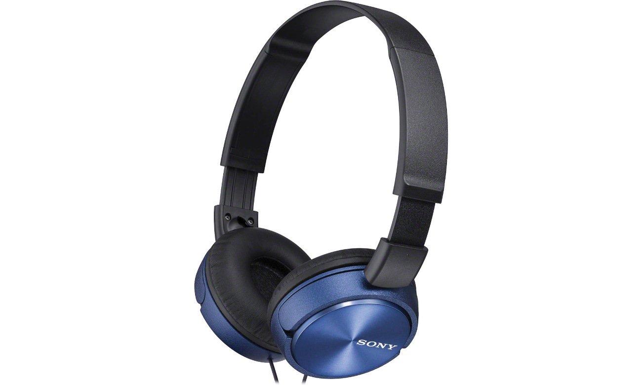Sony MDR ZX310 Niebieskie