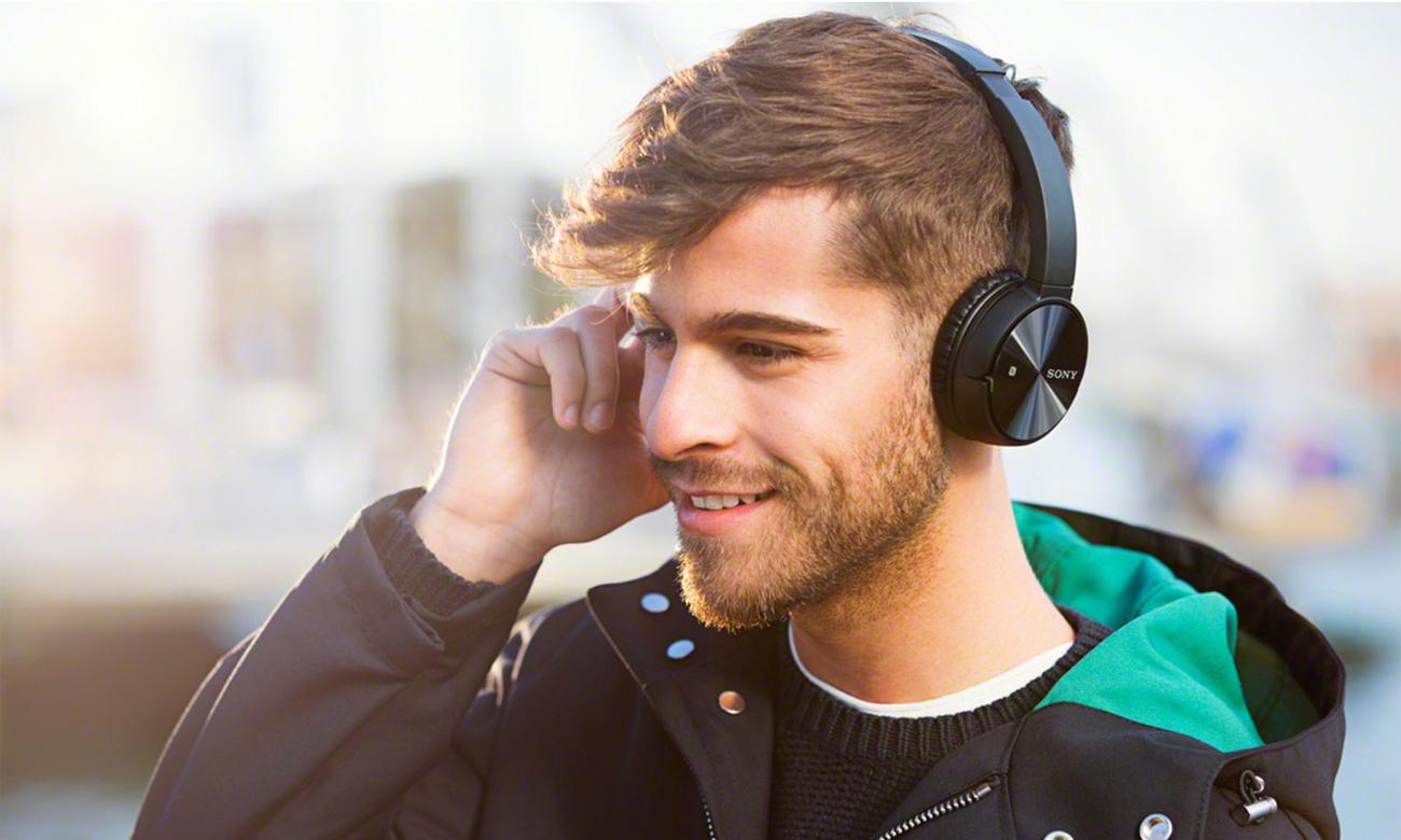 Słuchawki Sony MDR-ZX330BT