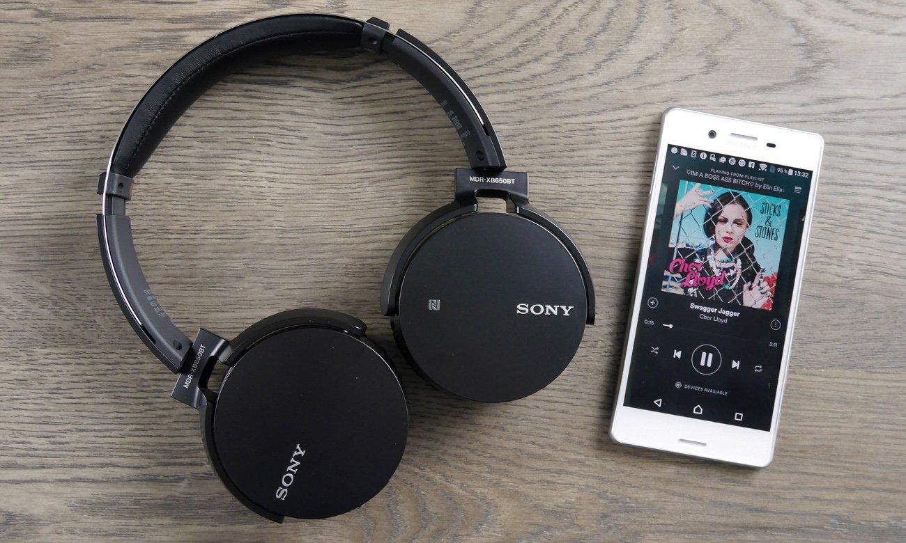 Sony Mdr Xb650btb Czarne Extrabass Suchawki Bezprzewodowe Sklep Black Bluetooth Nfc