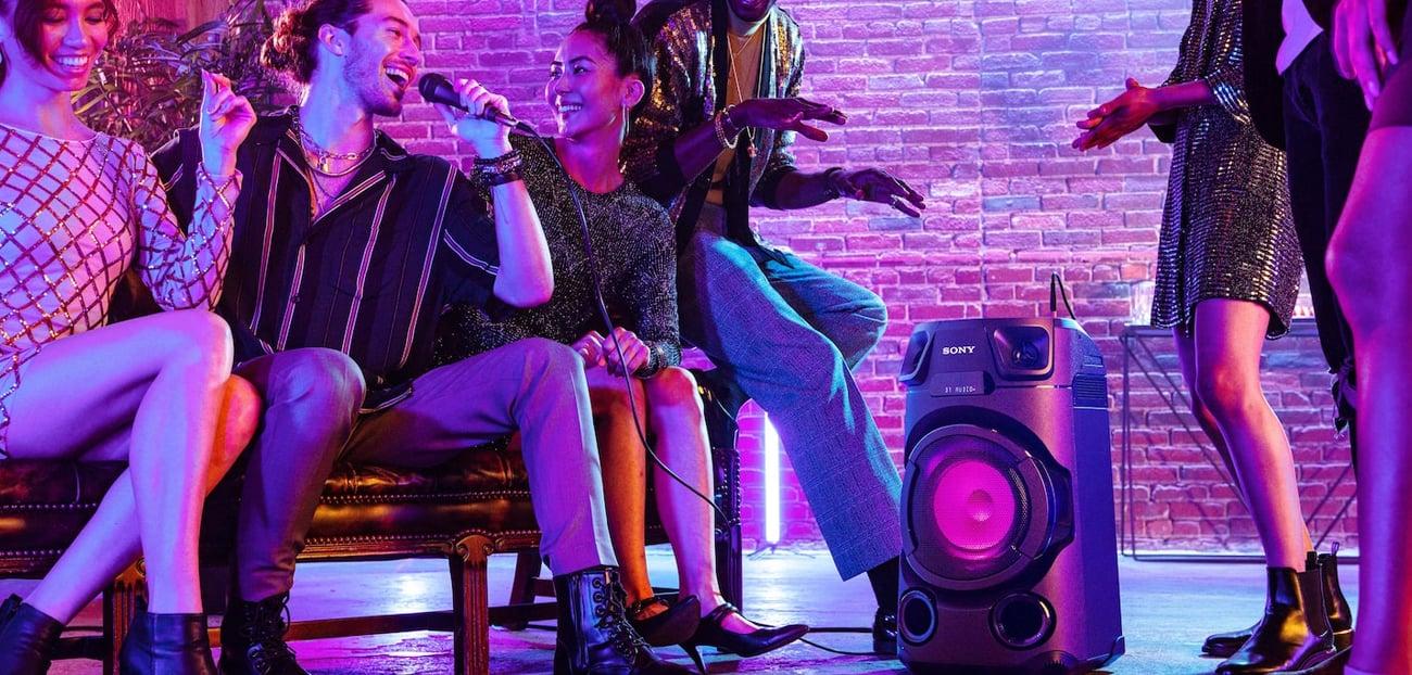 Głośnik Power Audio Sony MHC-V13