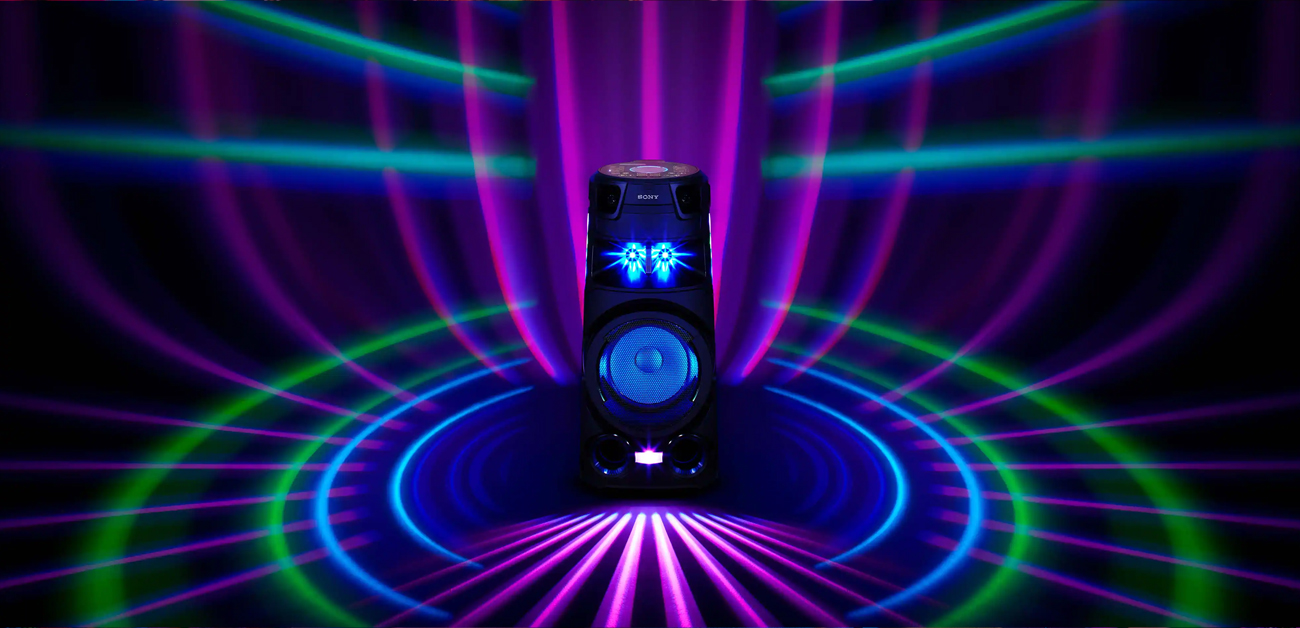 Głośnik Power Audio Sony MHC-V73D